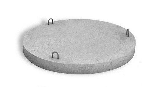 Плита днища для бетонных колец ПН 20
