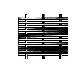 Сетка фильтровая П24(0,7/0,4) полотняная ГОСТ 3187-76 нержавеющая