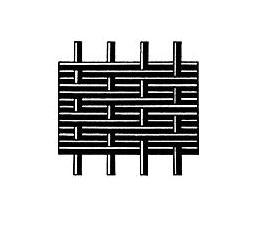 Сетка фильтровая С-56(0,5/0,37) саржевая ГОСТ 3187-76 нержавеющая
