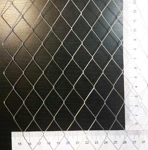 Сетка ЦПВС  штукатурная 10х10х0,5  перемычка 0,7 оцинкованная