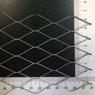 Сетка ЦПВС штукатурная 15х15х0,5 перемычка 1.2 оцинкованная