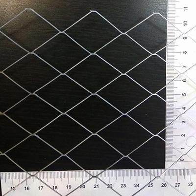 Сетка ЦПВС штукатурная 20х20х0,5 перемычка 0,7 оцинкованная