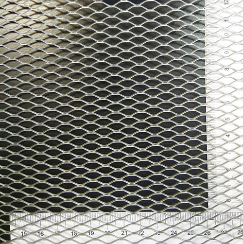Сетка ЦПВС оцинкованная 5х5х0,5 перемычка 2,2 чешуя