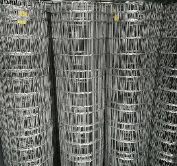 Сетка сварная оцинкованная 50х100/50 рулон 1,5х25 м Сенеж-Гармония Люкс